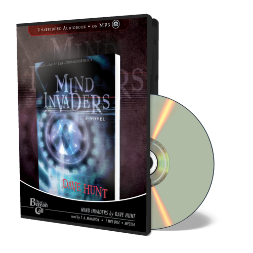 Mind Invaders Audiobook - MP3