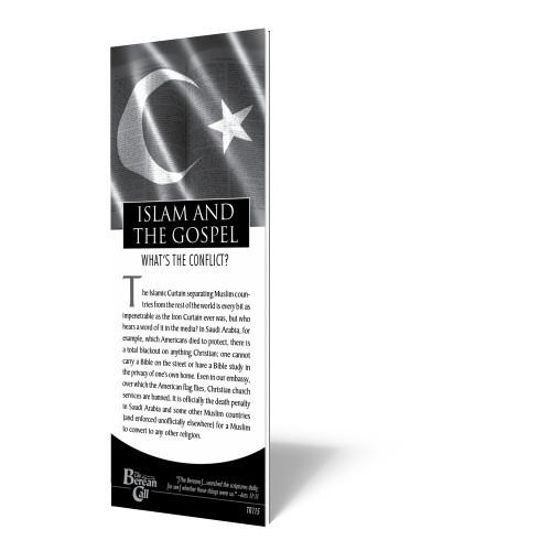 Islam and the Gospel Tract (10 pack)