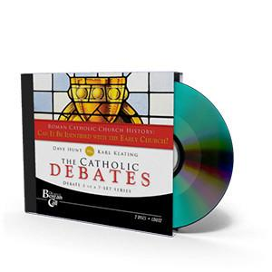 Catholic Debates - Church History CD