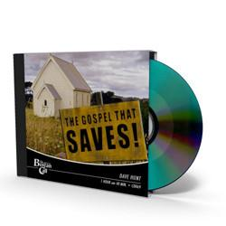 The Gospel That Saves! CD