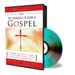 The Nonnegotiable Gospel Audio Book CD