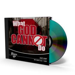 What God Cannot Do CD