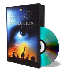 Incredible Creatures I DVD