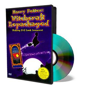 Harry Potter Witchcraft DVD