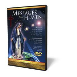 Messages From Heaven DVD