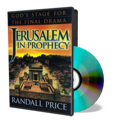 Jerusalem in Prophecy DVD