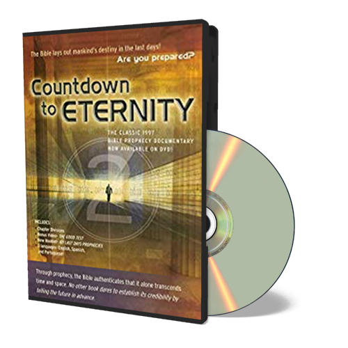 Countdown to Eternity DVD