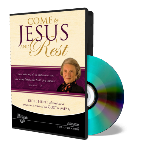Come to Jesus and Rest DVD