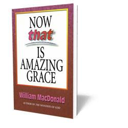Now That Is Amazing Grace