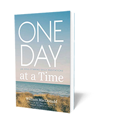 One Day at a Time Devotional