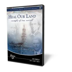 Heal Our Land DVD