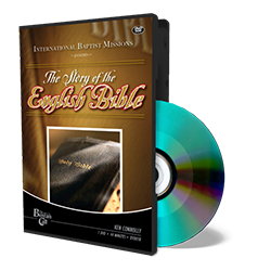Story of the English Bible DVD