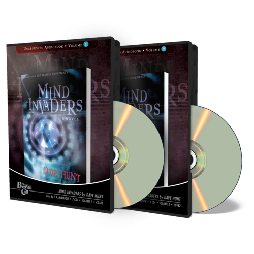 Mind Invaders Audiobook