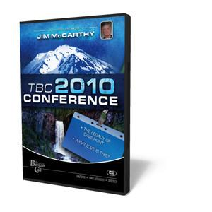 2010 Conference Jim McCarthy DVD