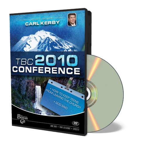 2010 Conference Carl Kerby DVD