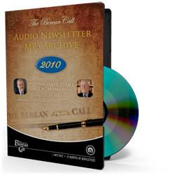 2010 Audio Newsletter MP3 Archive