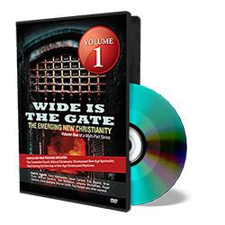 Wide is the Gate Volume 1 DVD