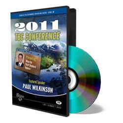 2011 Conference: When the Chief Shepherd  DVD