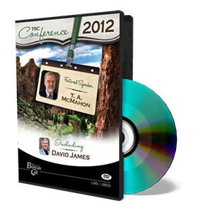 2012 Conference McMahon /James DVD