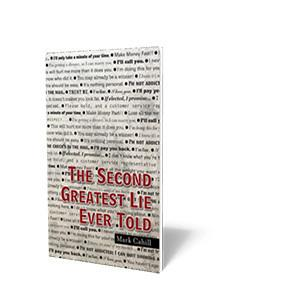 Second Greatest Lie booklet 20 pack