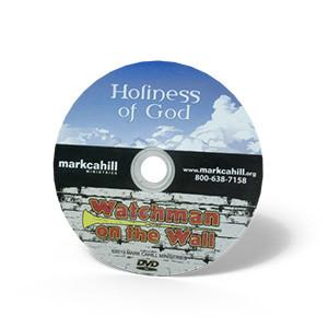 Holiness of God/Watchman DVD