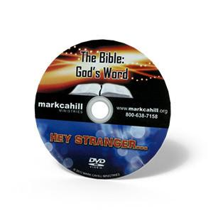 The Bible: God's Word/Hey Stranger DVD