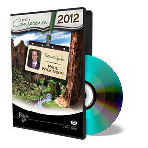 2012 Conference Paul Wilkinson DVD