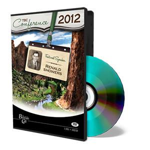 2012 Conference Renald Showers DVD