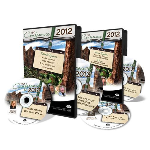 2012 Complete Conference DVD