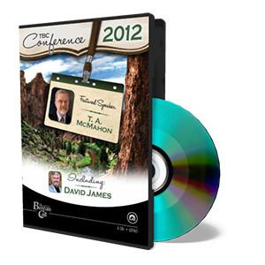 2012 Conference: T. A. McMahon & David James CD