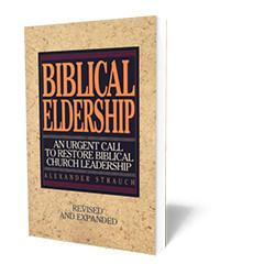 Biblical Eldership