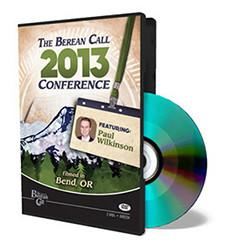 2013 Conference Paul Wilkinson DVD