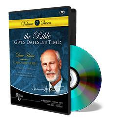 The Bible Gives Dates and Times DVD