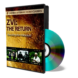Zvi: The Return DVD