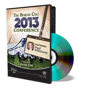 2013 Conference: Paul Wilkinson CD