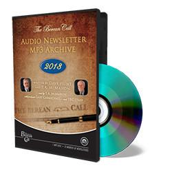 2013 Audio Newsletter MP3 Archive