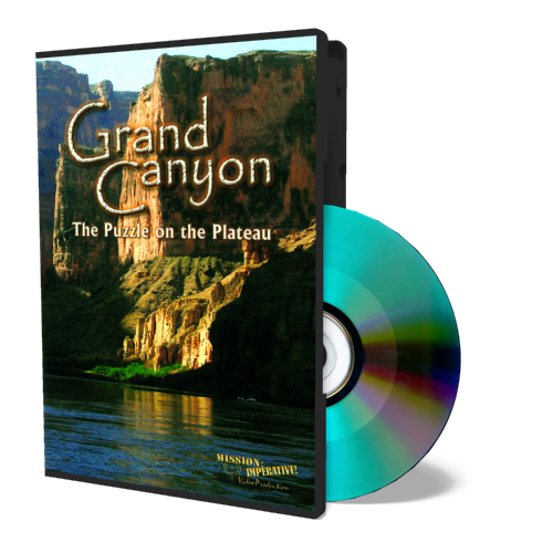 Grand Canyon: The Puzzle DVD