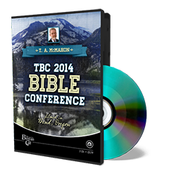 2014 Conference: T. A. McMahon CD