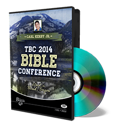 2014 Conference Carl Kerby Jr. DVD