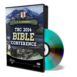2014 Conference T. A. McMahon DVD