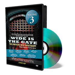 Wide is the Gate Volume 3 DVD