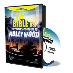Bible vs the Bible According to Hollywood DVD