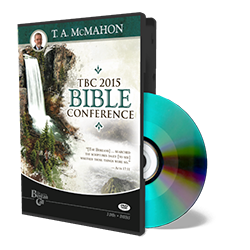 2015 Conference T. A. McMahon DVD