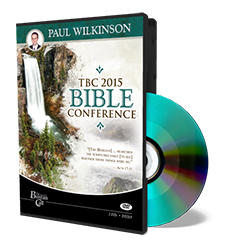 2015 Conference Paul Wilkinson DVD