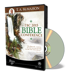 2015 Conference: T. A. McMahon CD