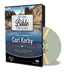 2016 Conference Carl Kerby DVD