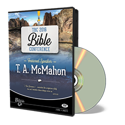 2016 Conference T. A. McMahon DVD