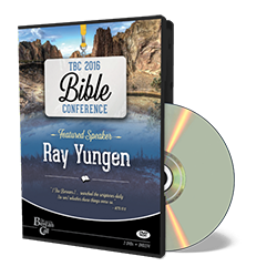 2016 Conference Ray Yungen DVD