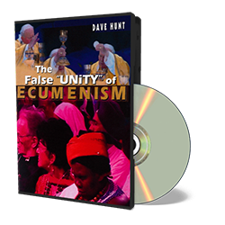 The False Unity of Ecumenism DVD