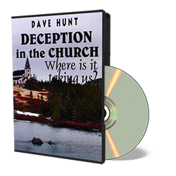 Deception in the Church DVD